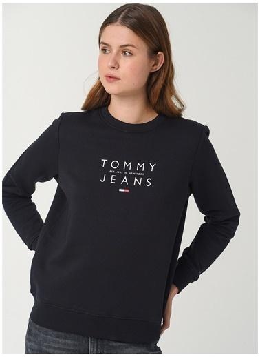 Tommy Jeans Sweatshirt Siyah